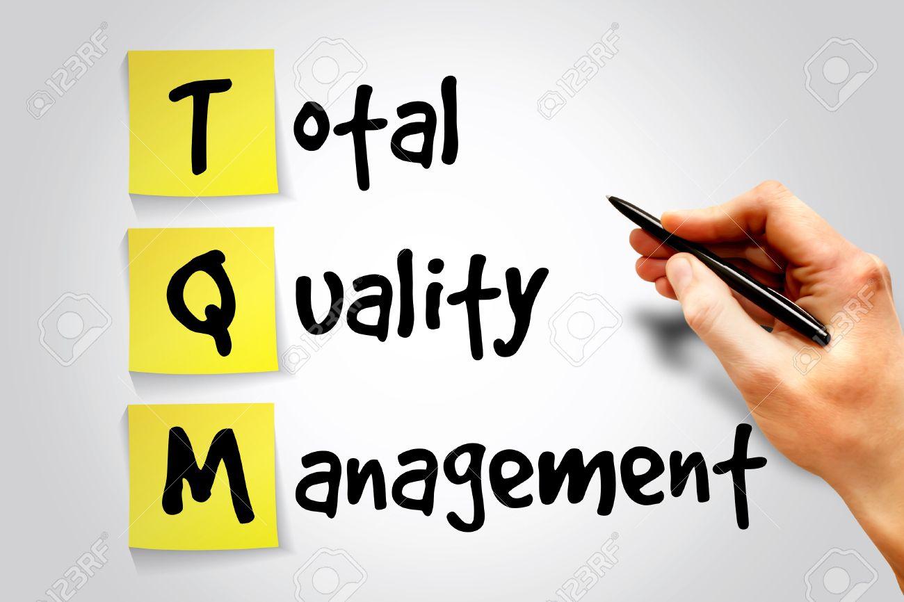 Năng suất chất lượng: Gợi ý các bước triển khai TQM
