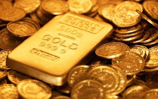 Giá vàng hôm nay ngày 18/5: Vàng tăng vọt lên mức cao nhất 2 tuần