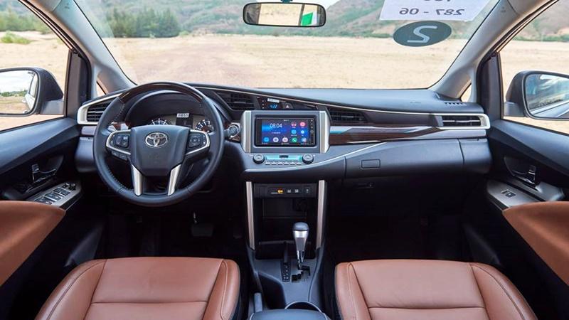 Toyota Innova ô tô 7 chỗ bán chạy thị trường Việt có nên mua