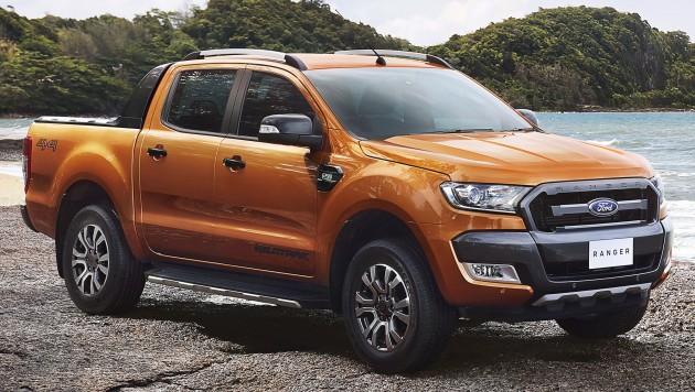 Lộ nhược điểm của Ford Ranger chiếc ô tô bán tải bán chạy nhất thị trường ViệtLộ nhược điểm của Ford Ranger chiếc ô tô bán tải bán chạy nhất thị trường Việt