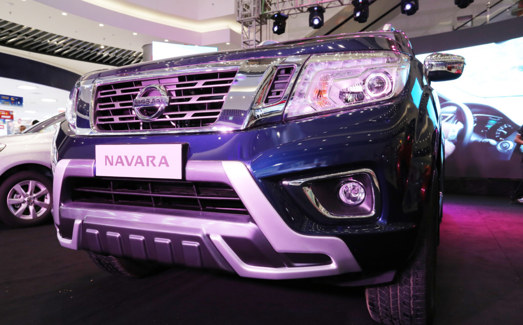 Nissan Navara bản đặc biệt giá 815 triệu tại Hà Nội có gì hay?