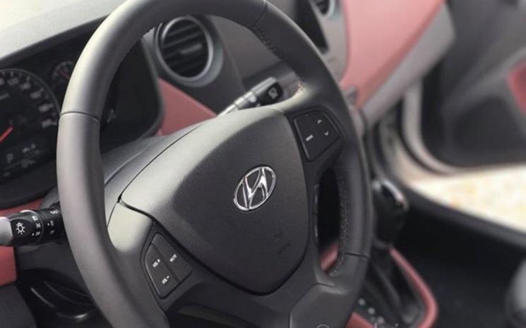 Hyundai Grand i10 2017 chuẩn bị 'đổ bộ' thị trường Việt?