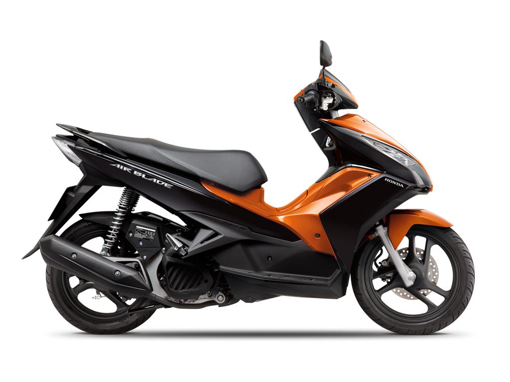 Lộ nhược điểm của Honda Air Blade chiếc xe máy bán chạy