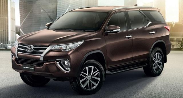 Toyota Fortuner hiện đang là chiếc xe ô tô 7 chỗ bán chạy nhất thị trường Việt. Ảnh minh họa