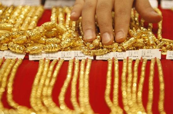 giá vàng hôm nay ngày 21/7: Vàng đảo chiều đi lên ở phiên giao dịch cuối tuần