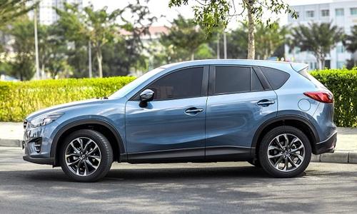 Mazda CX-5 giá thấp kỷ lục, người tiêu dùng có nên mua?