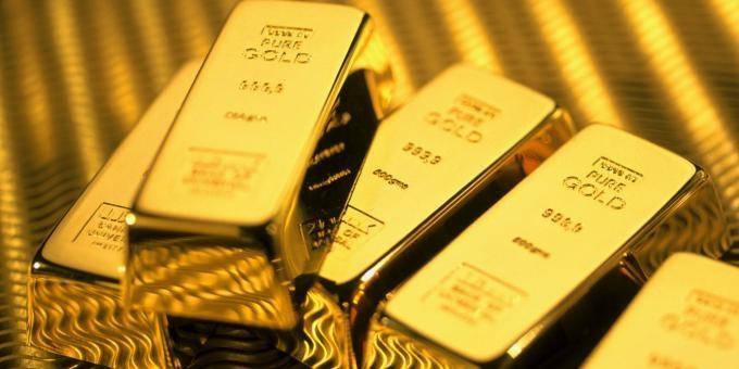 giá vàng hôm nay ngày 15/8: Chưa kịp tăng vàng đã vội vàng lao dốc