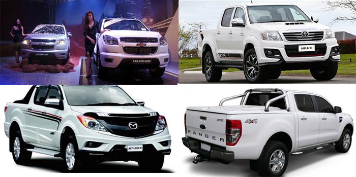 Xe bán tải nhập khẩu sẽ tăng bao nhiêu tiền nếu tăng thuế tiêu thụ đặc biệt?