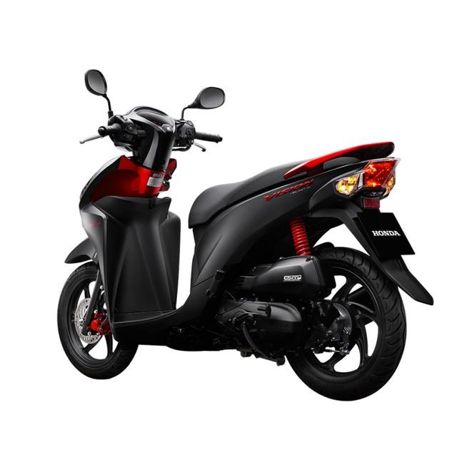 Honda Vision đang 'gây bão' thị trường Việt có gì hay?