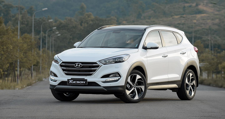 'Soi' cận cảnh Hyundai Tucson lắp tại Việt Nam giá từ 815 triệu đồng