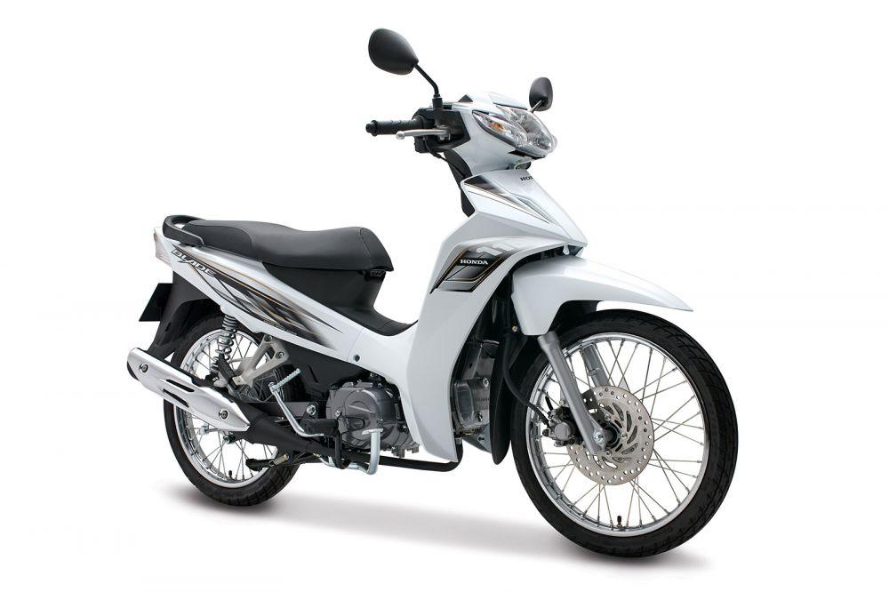 Chiếc xe số nào tiết kiệm xăng nhất thị trường Việt?