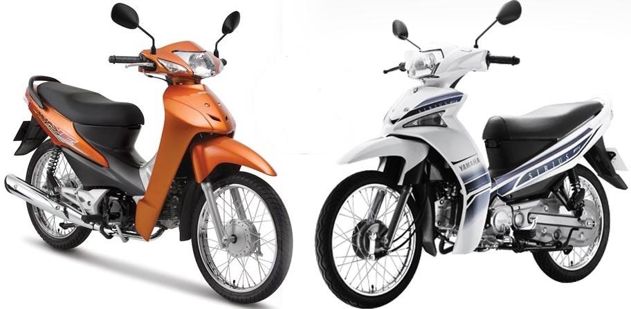 Yamaha Sirius và Honda Wave Alpha nên mua xe nào là tốt nhất?