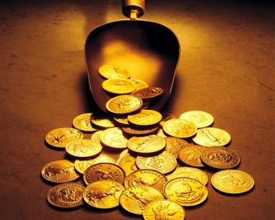 Giá vàng hôm nay trên thị trường thế giới đứng ở mức 1.282,90 USD/ounce