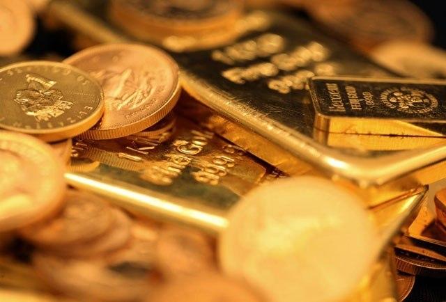 Giá vàng hôm nay trên thị trường thế giới đứng ở mức 1.280,80 USD/ounce