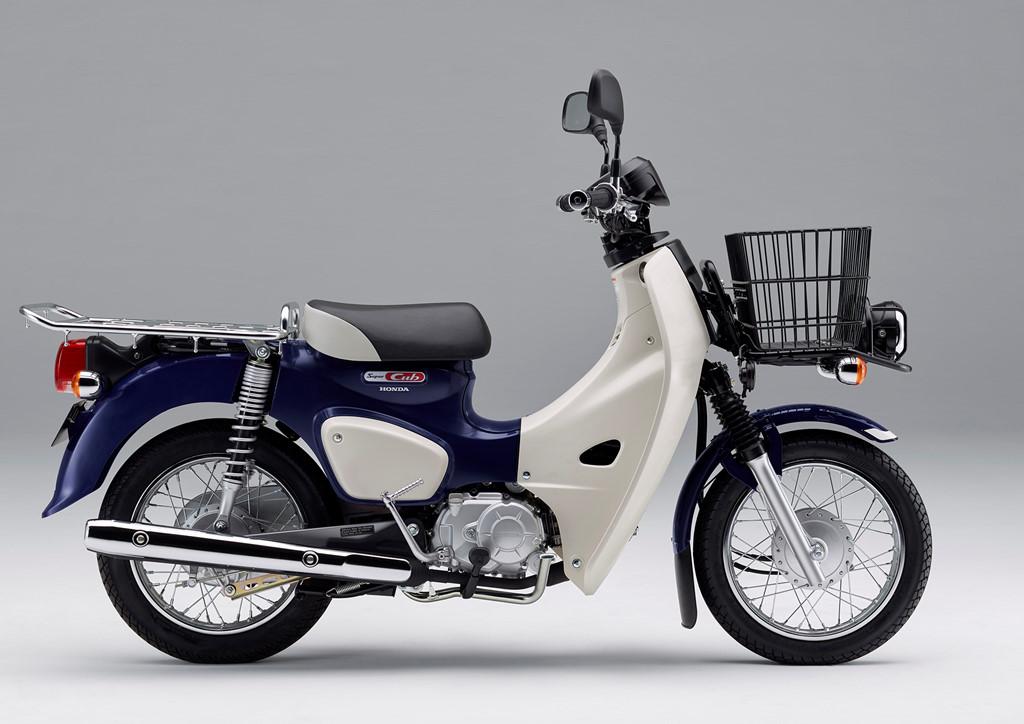 'Huyền thoại' Honda Super Cub tái xuất với giá 'ngót' 50 triệu đồng