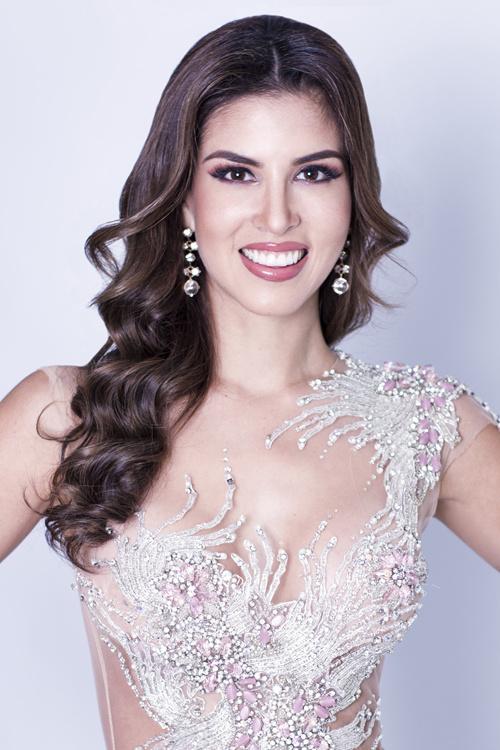 'Cận cảnh' nhan sắc tân Hoa hậu Hòa bình Thế giới 2017