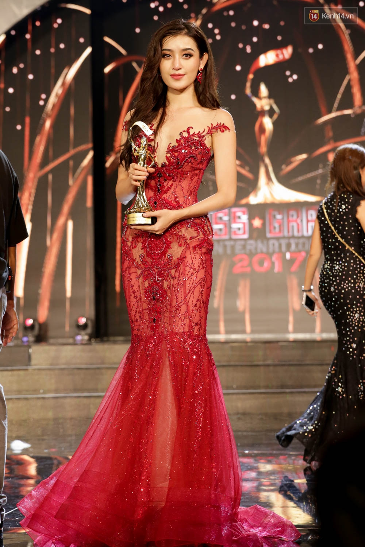 Thiếu chỉn chu, kém hòa đồng khiến Huyền My trượt top 5 Miss Grand International 2017