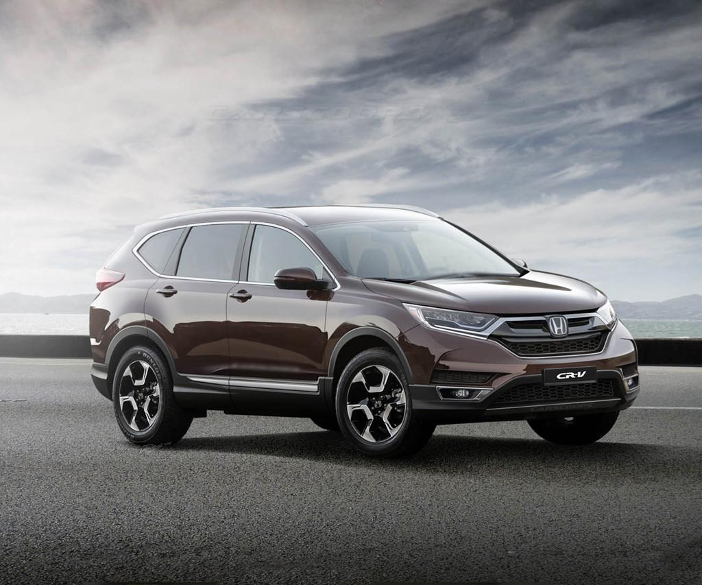 Honda CR-V 7 chỗ sắp ra mắt thị trường Việt có gì hay?