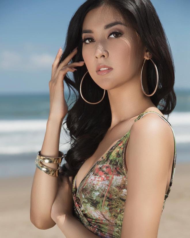 Cận cảnh nhan sắc 'vạn người mê' của tân Hoa hậu quốc tế 2017