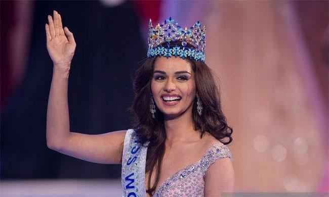 đại diện Ấn Độ, Manushi Chhillar đã đăng quang Hoa hậu Thế giới 2017