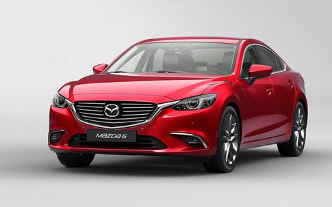 Hàng trăm ngàn chiếc xe Mazda 6 bị triệu hồi gấp do lỗi phanh tay