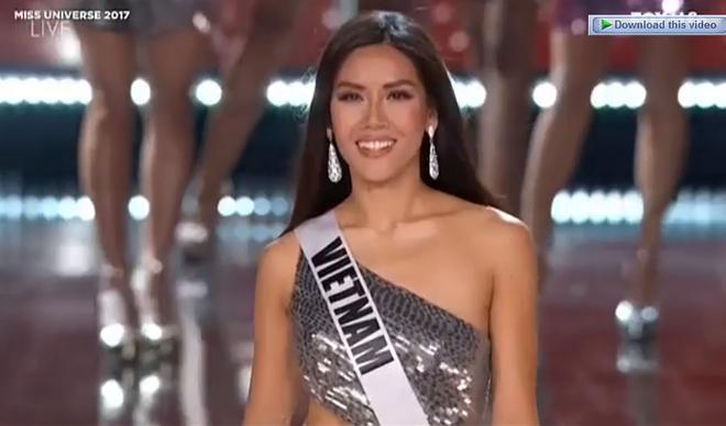 Hoa hậu Hoàn vũ 2017: Người đẹp đến từ… đăng quang