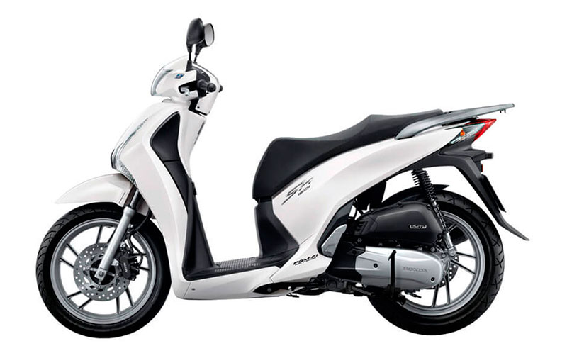 Tư vấn mua xe máy: Điểm khác biệt giữa Honda SH 125 và Honda SH 150