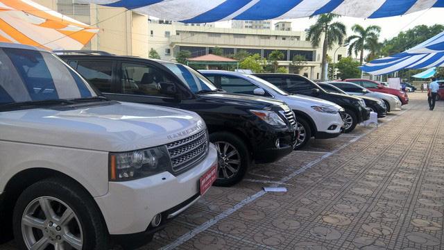 Chính phủ vừa sửa đổi, bổ sung chính sách thuế đối với xe cũ nhập khẩu về Việt Nam