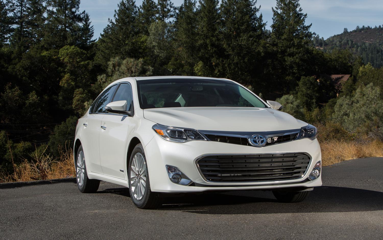 Top 4 ô tô cũ nên mua nhất của Toyota