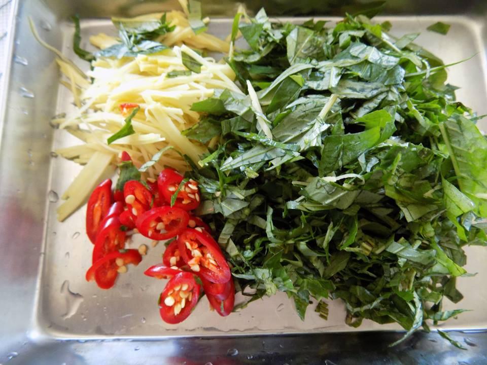 Cách làm bắp cải muối xổi ăn liền hay để lâu đều 'ngon ngây ngất'