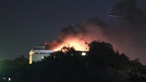 Xả sung kinh hoàng  tại khách sạn Intercontinental, nhiều người thiệt mạng