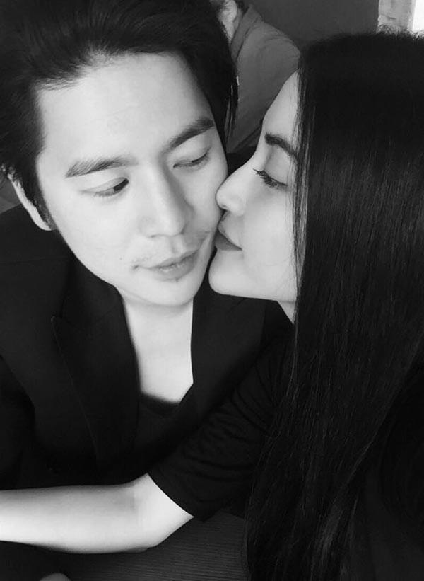 Mai Hồ - tình cũ của Trấn Thành bất ngờ đính hôn với bạn trai 'soái ca'