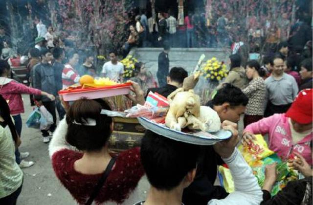 Những điều đại kỵ tuyệt đối không phạm phải khi đi lễ chùa đầu năm