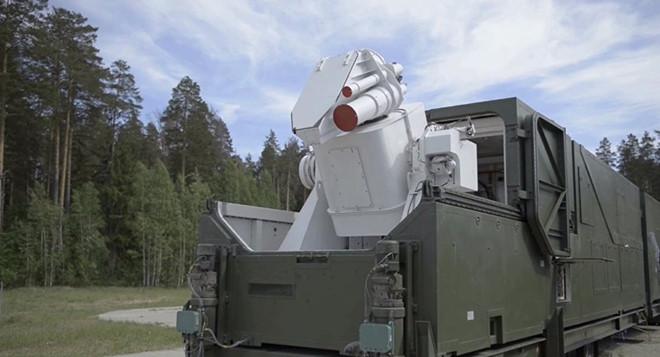 Nga 'khoe' vũ khí khủng, có thể đã vượt Mỹ về vũ khí laser