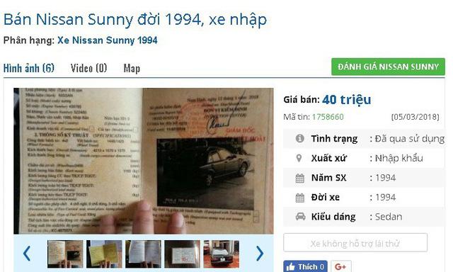 Top 4 ô tô cũ tuyệt đối không mua kẻo 'tiền mất tật mang'