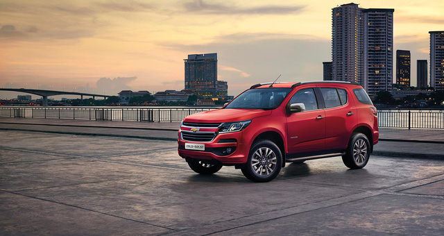 Cận cảnh ô tô 7 chỗ 'mới toanh' của Chevrolet ra mắt thị trường Việt trong tuần này