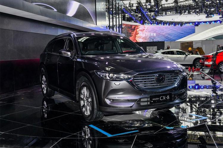 Mazda CX-8 đẹp 'long lanh' vừa ra mắt với giá chỉ hơn 600 triệu đồng