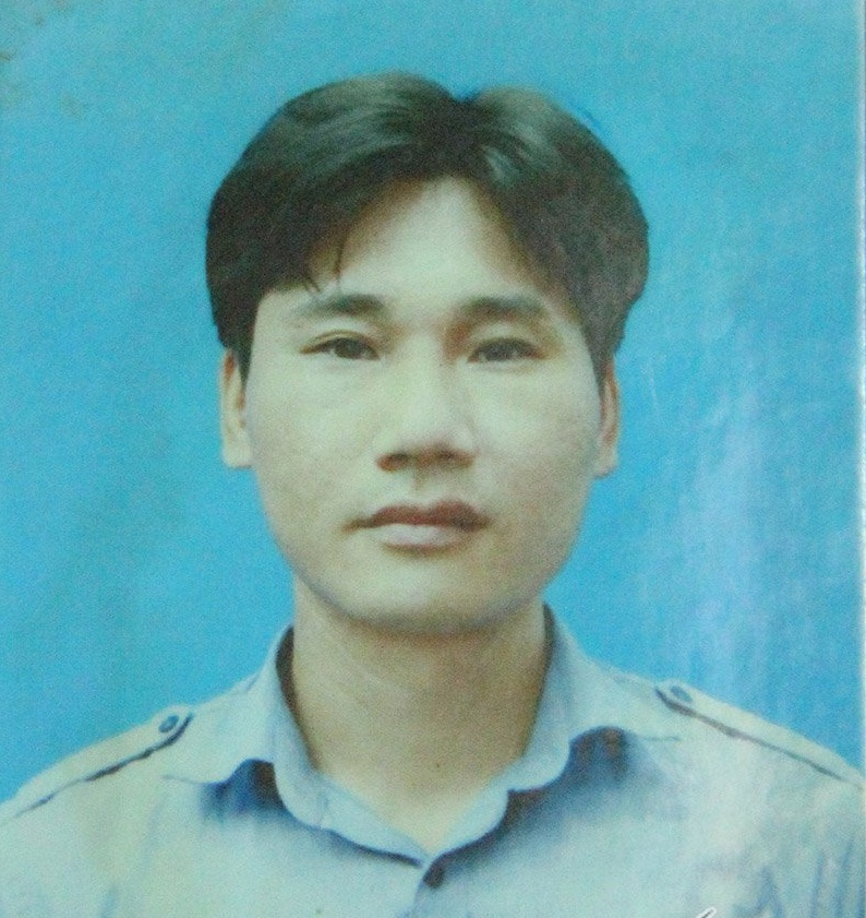 Lái tàu chính, anh Nguyễn Thế Hùng