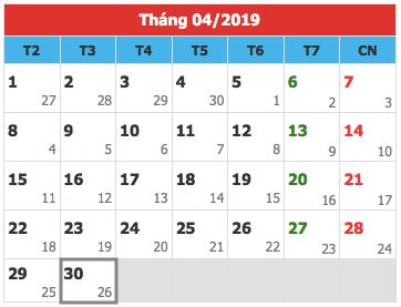 Lịch nghỉ Tết 2019: Sẽ được nghỉ 9 ngày Tết âm, 4 ngày Tết dương