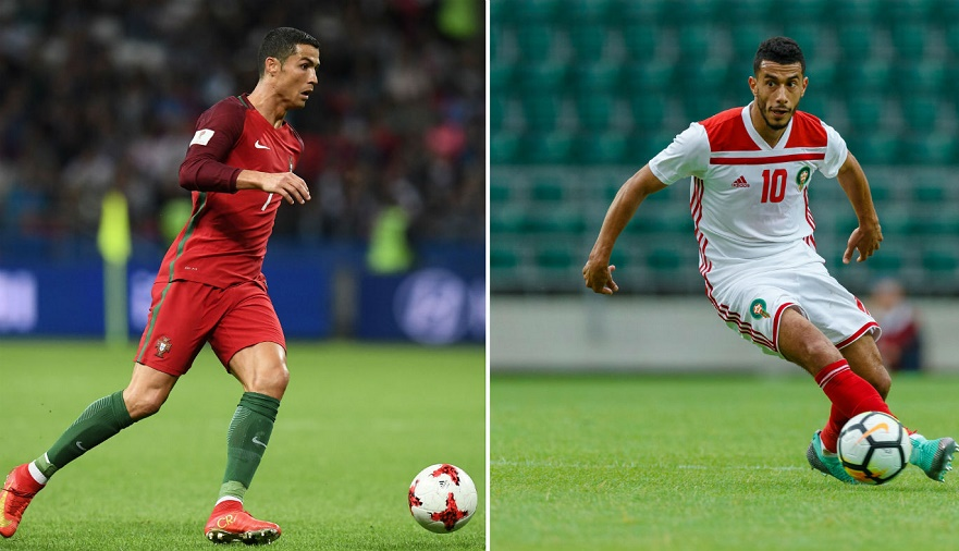 Cập nhật kết quả tỷ số giữa Bồ Đào Nha vs Maroc giải World Cup 2018