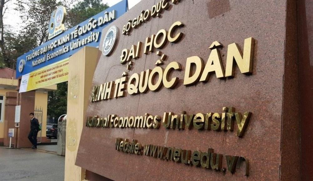 Điểm chuẩn Đại học Kinh tế Quốc dân năm 2018
