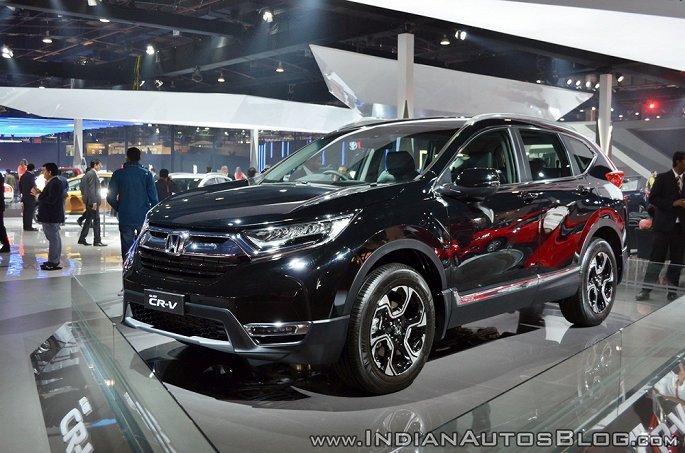 Honda CR-V thế hệ thứ 5 'lột xác' hoàn toàn sắp được ra mắt có giá bao nhiêu?
