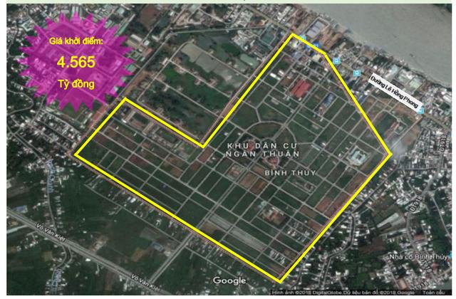 'Điểm mặt' 4 khối bất động sản khổng lồ Sacombank đang chào bán