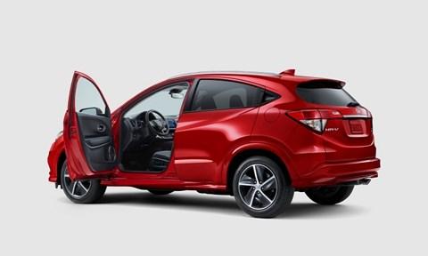 'Soi' Honda HR-V 2018 sẽ được ra mắt thị trường Việt vào chiều nay