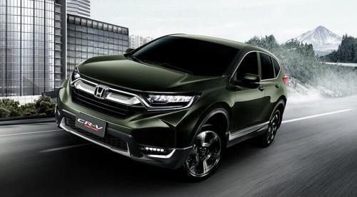 Giá ô tô Honda tháng 10/2018: Chính thức mở bán Honda HR-V, giá cao nhất 871 triệu đồng