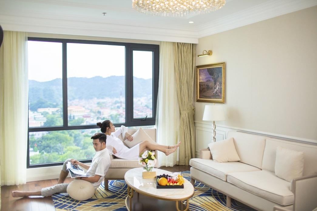 Những khách sạn 5 sao đẳng cấp quốc tế của Vinpearl đang trở thành điểm đến yêu thích tại các thành phố du lịch mang đậm bản sắc văn hóa Việt Nam