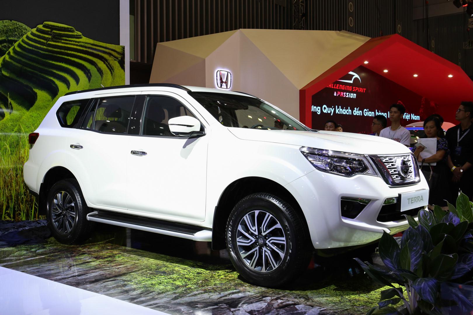 Nissan Terra đẹp 'long lanh' giá hơn 1,2 tỷ sở hữu những tính năng gì?