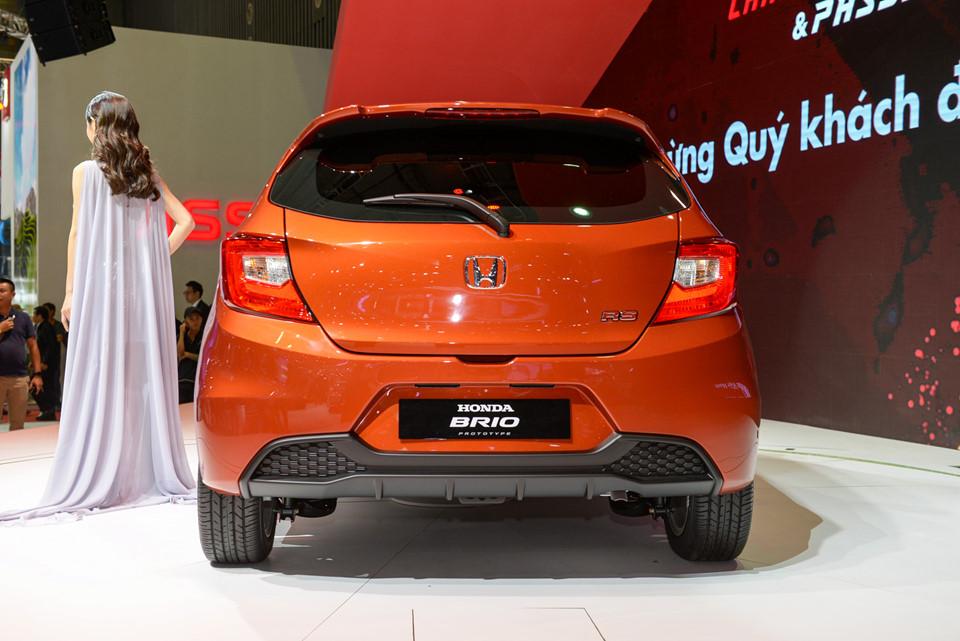 Giá chưa tới 400 triệu đồng, Honda Brio chuẩn bị về Việt Nam sở hữu tính năng gì?