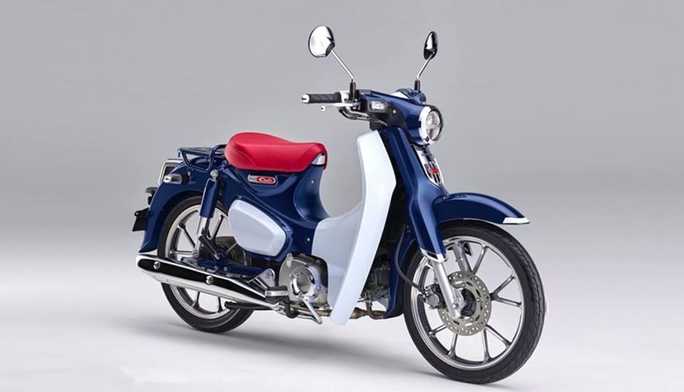 Honda Super Cup C125 có giá lăn bánh gần 100 triệu sở hữu công nghệ gì?