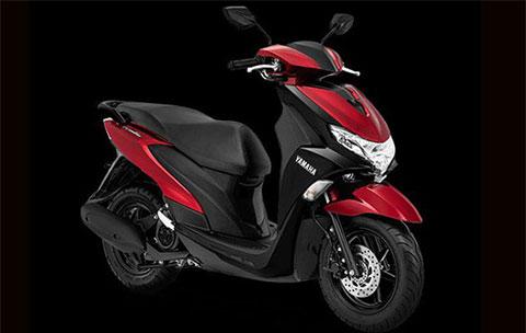 Mẫu xe tay ga mới đẹp 'long lanh' của Yamaha sở hữu tính năng gì mới?